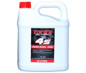 Torini Racing Oil - 4 Litre
